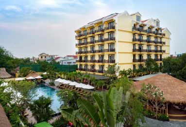 HỘI AN SILK VILLAGE RESORT **** (TP. HỘI AN)