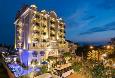 LE PAVILLON HỘI AN BOUTIQUE HOTEL & SPA **** (TP. HỘI AN)